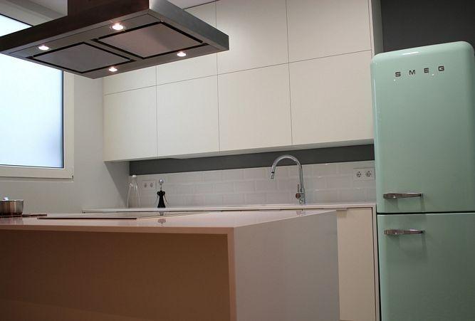 Frigor fico a os 50 frigor ficos smeg en el dise o de cocina en madrid - Frigorificos de diseno ...