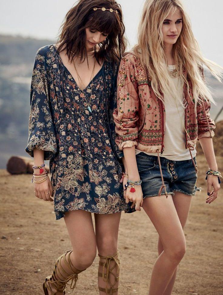 Hippie Boho Chic Style