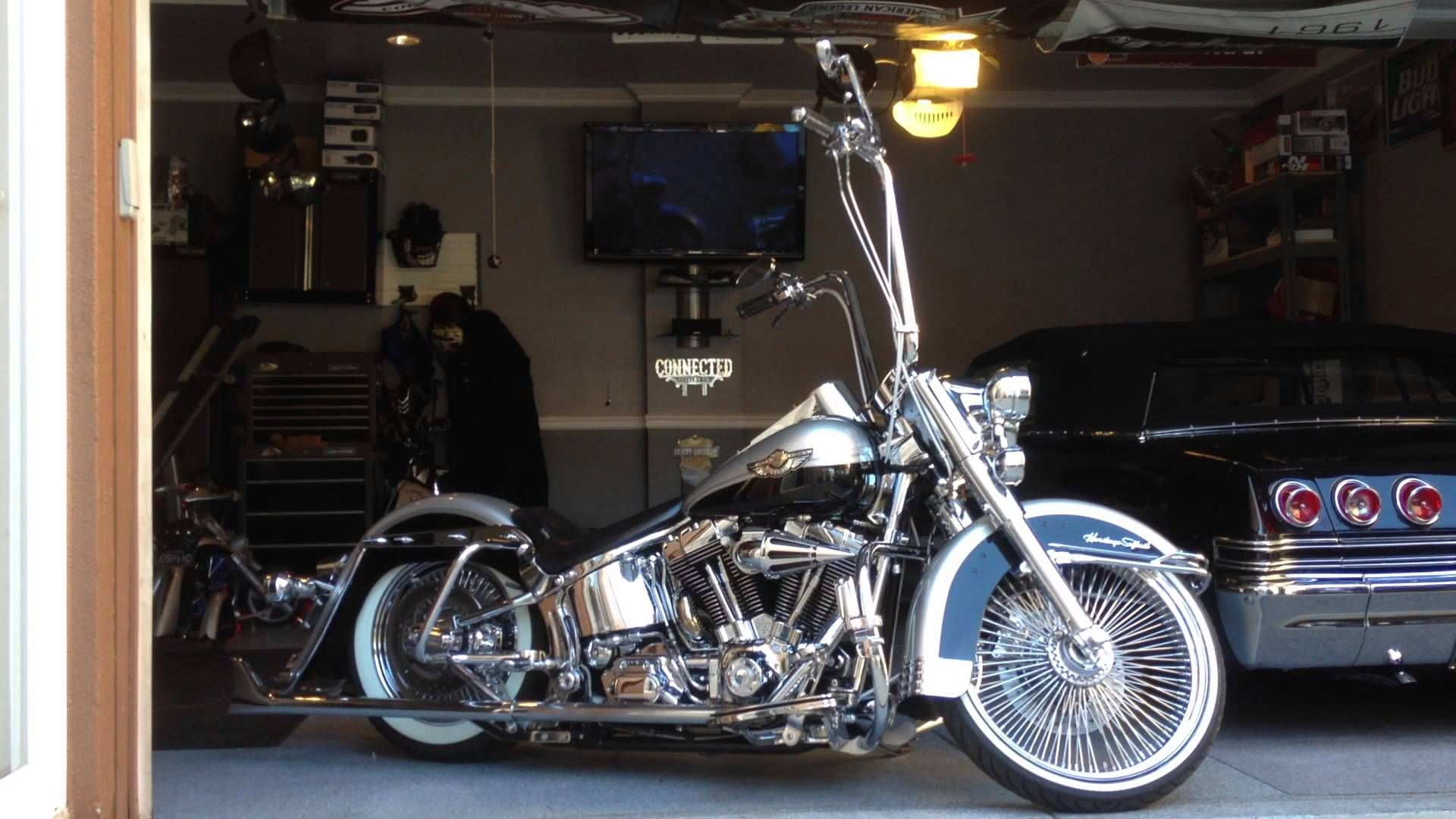 Harley Heritage Softail For Sale California >> softail deluxe lowrider - Google Search | Harley Davidson Softail Deluxe | Pinterest | Harley ...