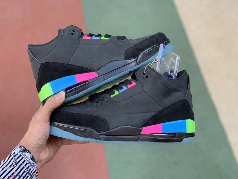 Meyella Subir y bajar sala  air jordan 3 quai 54 gs mens for sale on feet release pics at9195-001 -  www.anpkick.com | Air jordans, Air jordan 3, Jordan 3