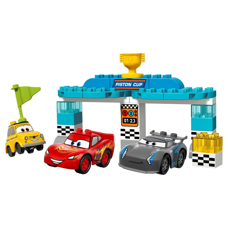 Disney / Pixar Cars 3 LEGO DUPLO Piston Cup Race 10857