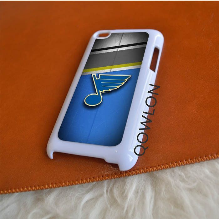 St Louis Blues Icon iPod Touch 4   4TH GEN Case   Products ...