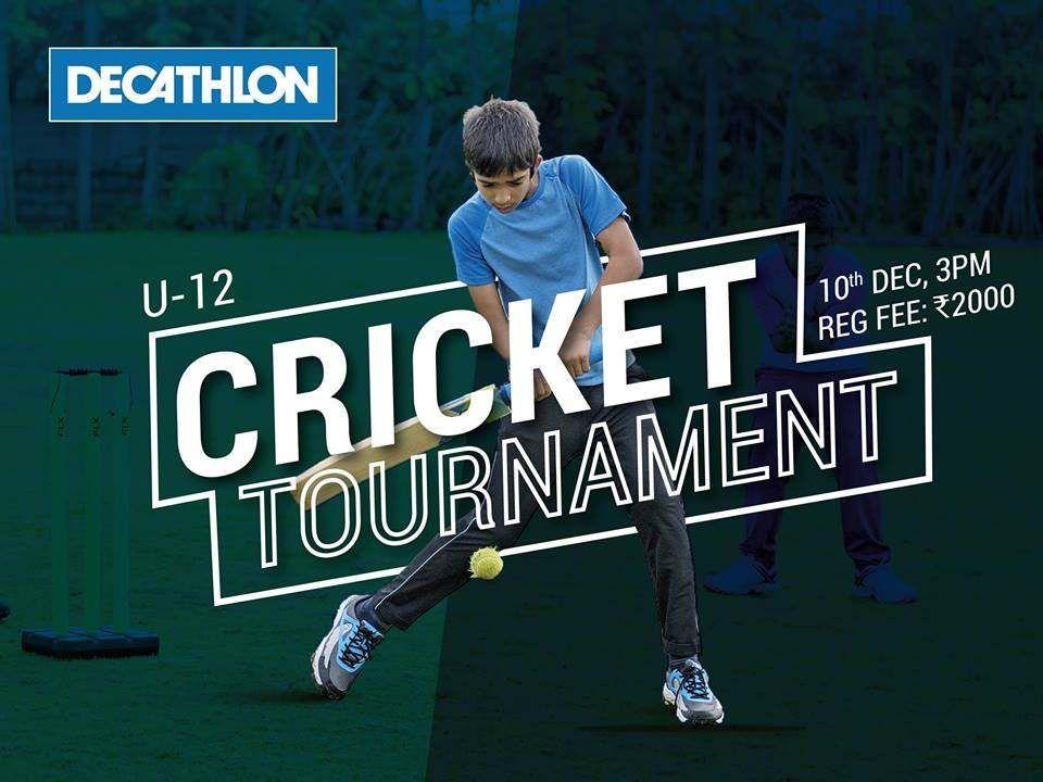 FLX Boxed Cricket Tournament at Decathlon Aggarwal Fun