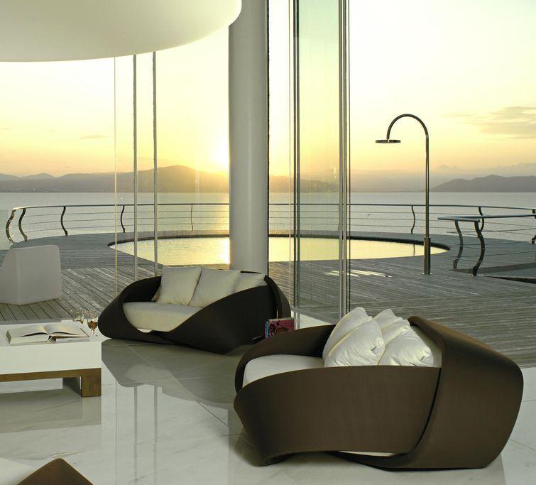 Sala de Estar decorada por Mantovani e Rita Arquitetura, Design de Interiores.