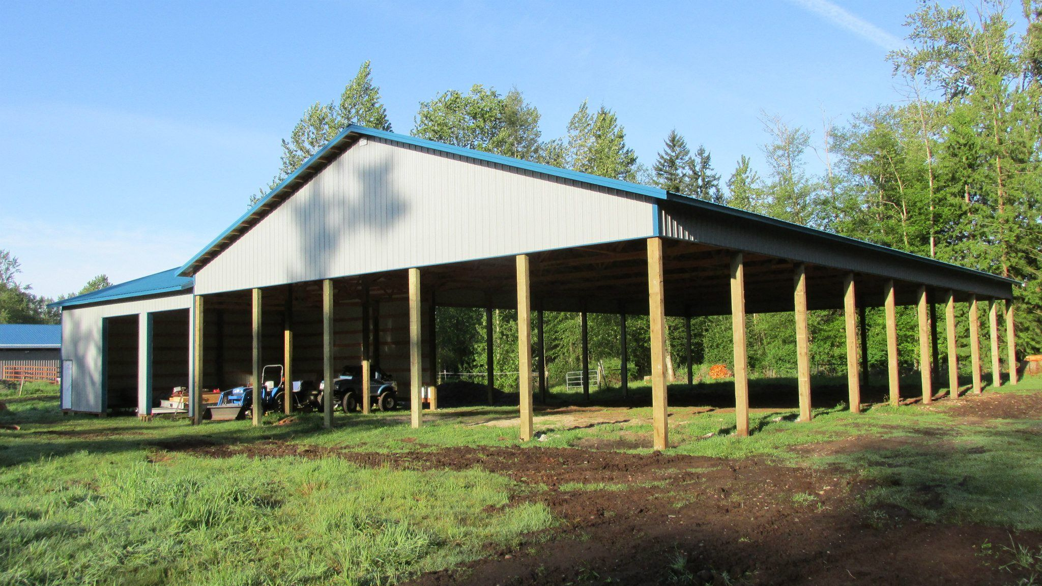 Riding Arena And Workshop Topshelf Training Center In