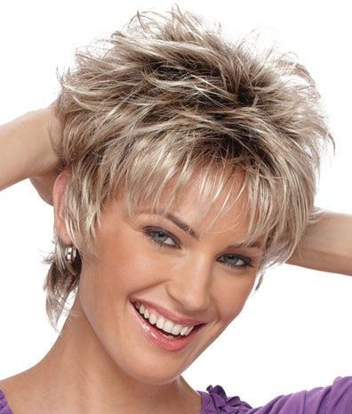 Image Result For Short Fine Hairstyles For Women Over 50 Hair