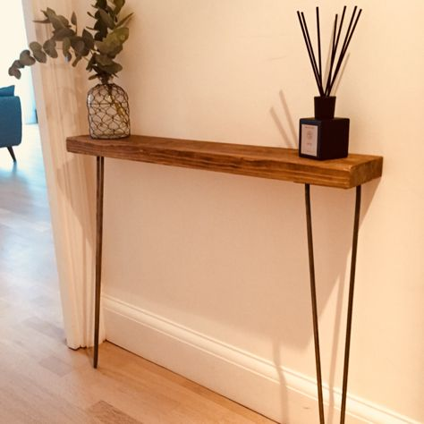 love this console table for the hall perfect for my small on small entryway console table decor ideas make a statement with your home s entryway id=96564
