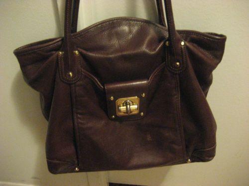 B Makowsky Handbag Ebay