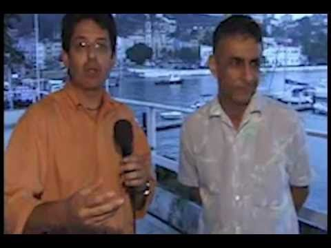 Entrevista Jorge Nasseh - parte 1 - Bahia Náutica - Barracuda Composites