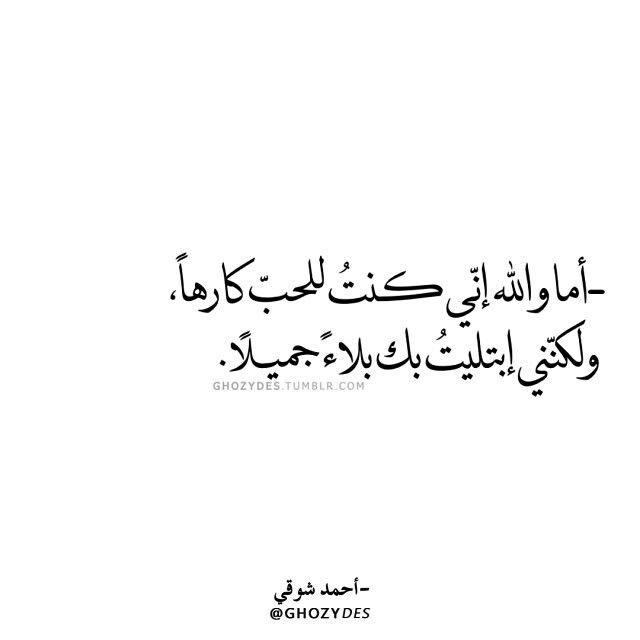 Pin by Hany ibrahim on حقائق #واقعى | Arabic love quotes