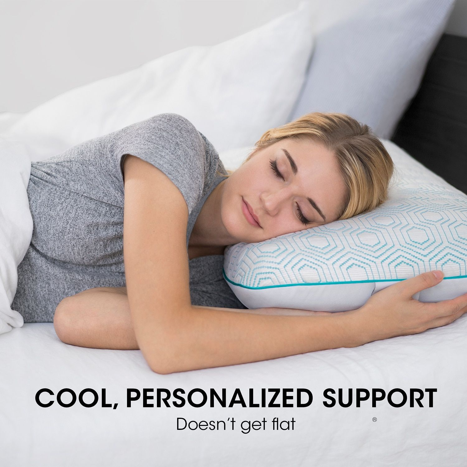 Serta Embody Celliant Pillow Embody Serta Pillow Celliant Memory Foam Pillow Gel Memory Foam Foam Pillows