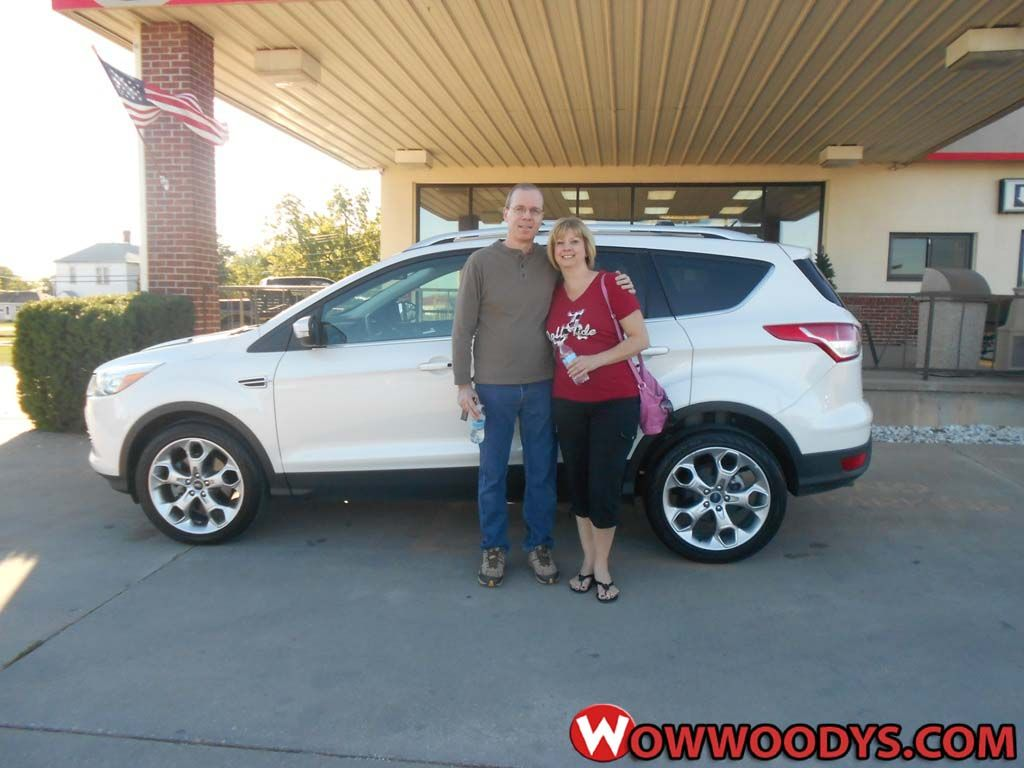 Michael and LaDonna Dervin from Omaha, Nebraska purchased