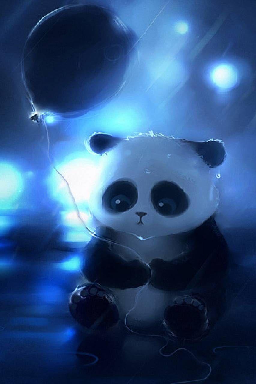Download Panda Balloon Wallpaper By Thegrandstaf94 Ca Free On Zedge Now Browse Millions Of Popular An Panda Art Cute Panda Wallpaper Cute Animal Drawings