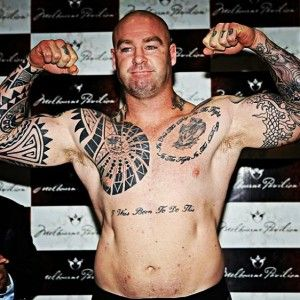 Travis Walker Steps In To Face Lucas Big Daddy Browne This Thursday Down Under On Http Www Boxinginsider Com Big Daddy Daddy Lucas