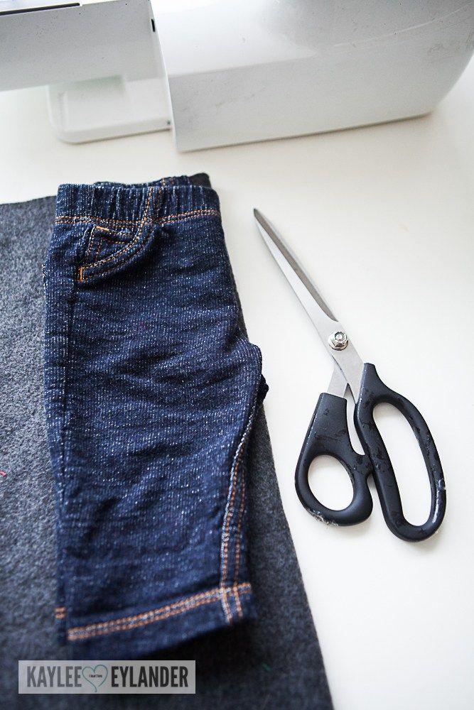 Zippy Baby-Jungen Jeans Pants Denim Knit