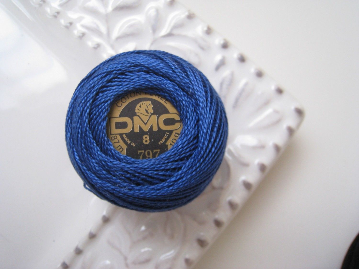 DMC Stranded Cotton Thread Colour 797 For Embroidery /& Cross stitch