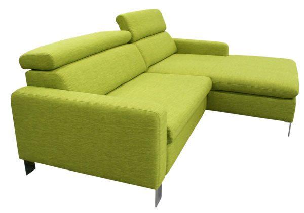 modernes ecksofa mit rueckenverstellung. | design dein sofa mit ... - Couchgarnituren Fur Kleine Wohnzimmer