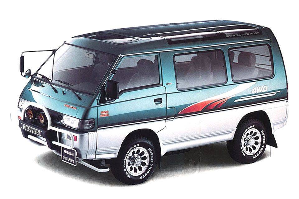 Pin By 陳清松 On DELICA L300 L400 4X4