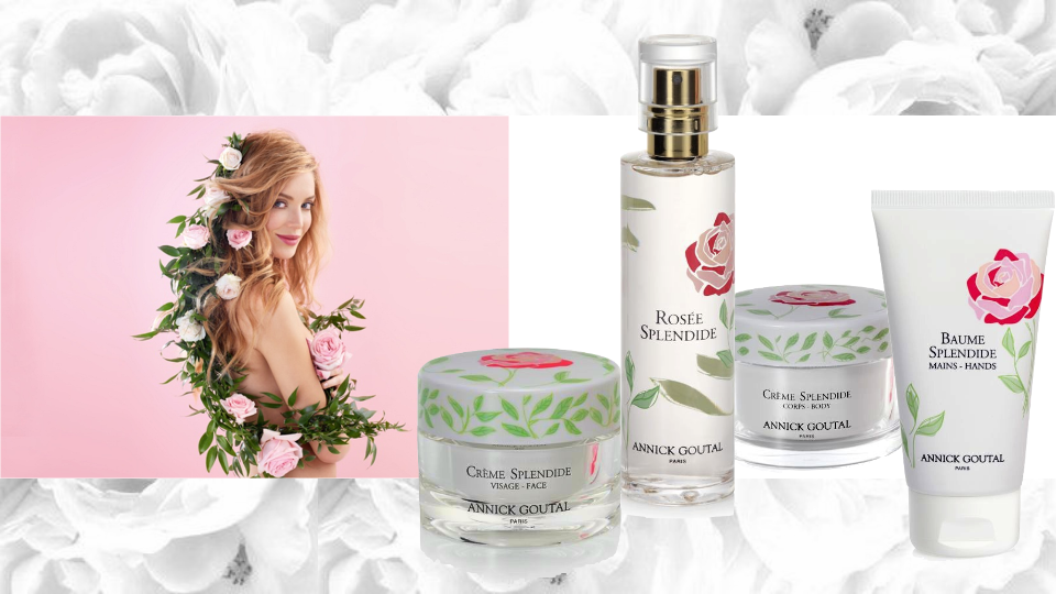 soins rose annick goutal
