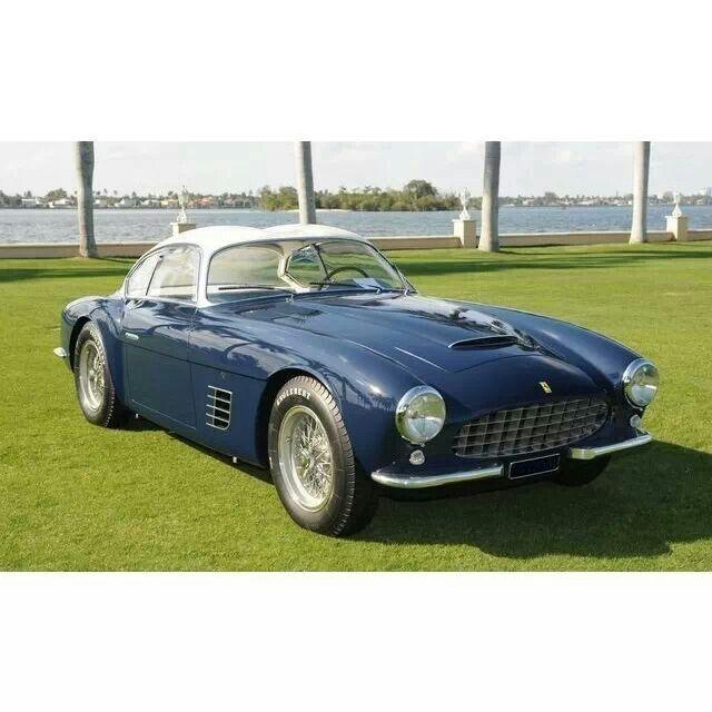 Classic Sports Cars, Ferrari, Automobile