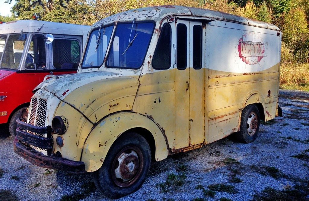 1961 Divco Milk Truck Needs Rescuing | Barn finds, Fire trucks and ...