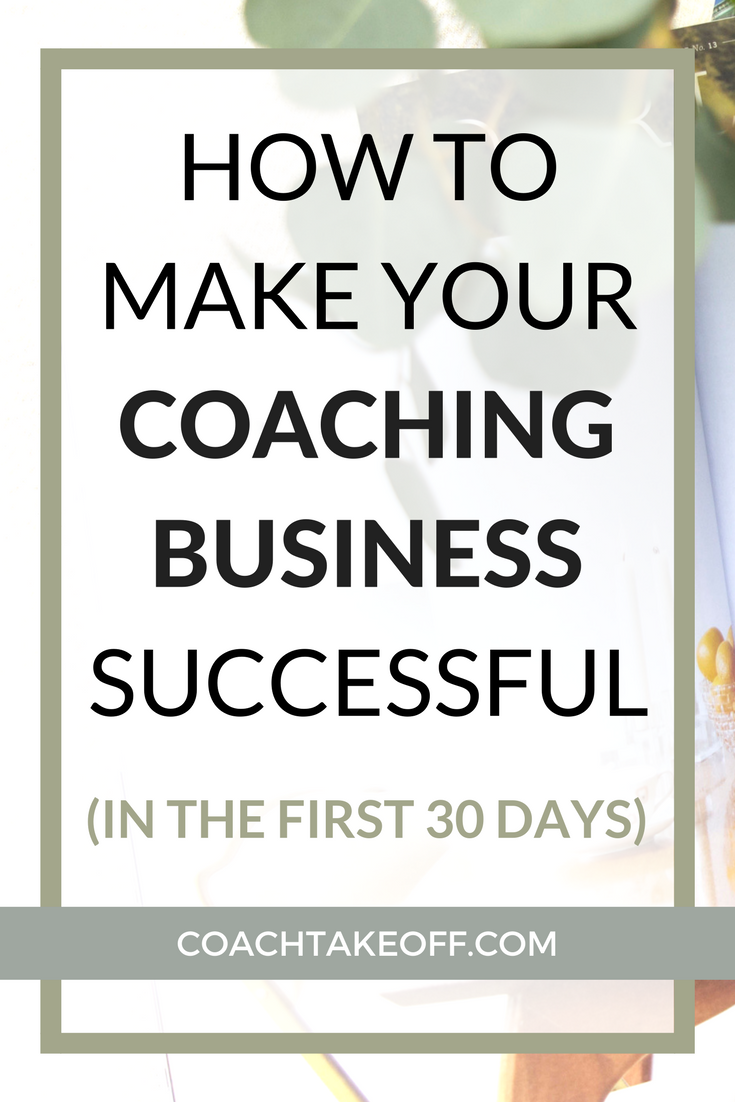Learn How To Build A Successful Coaching Business When YouRe Just