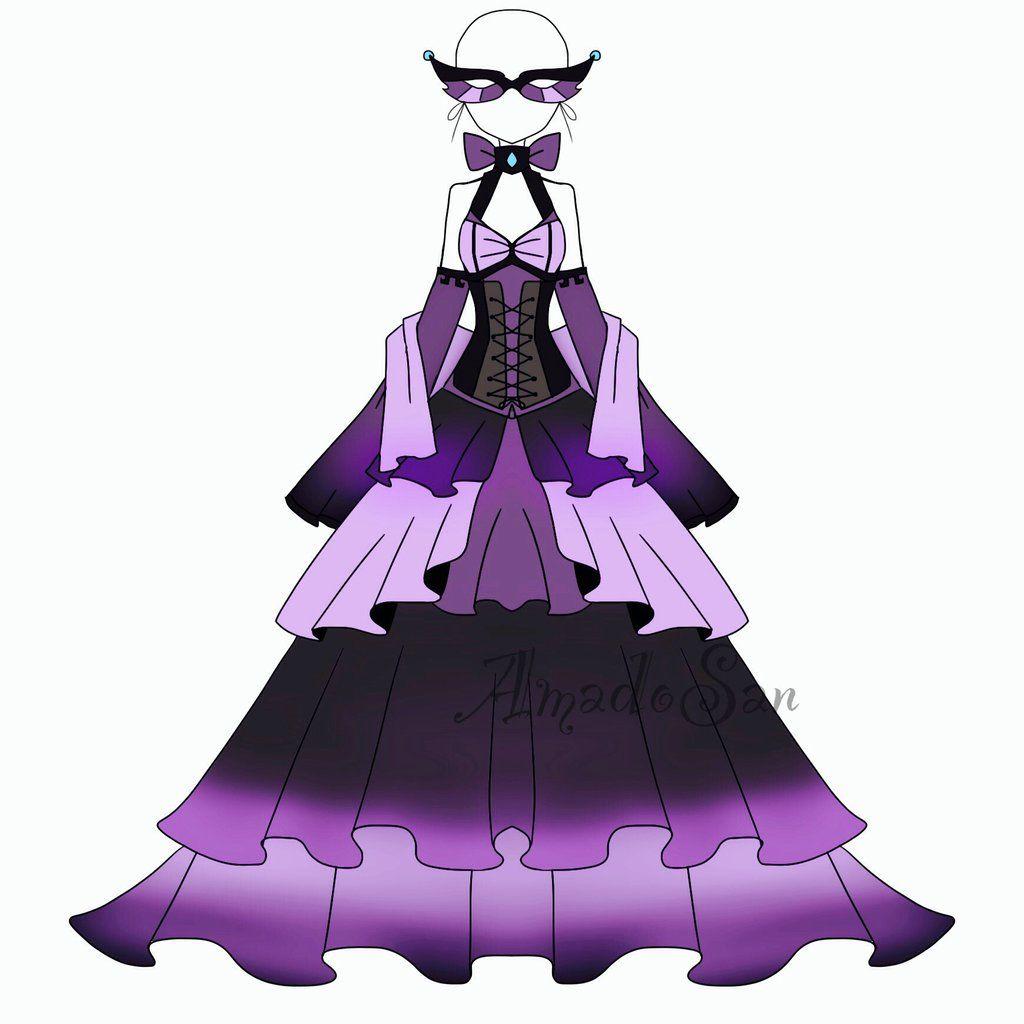 Victorian Anime Dresses