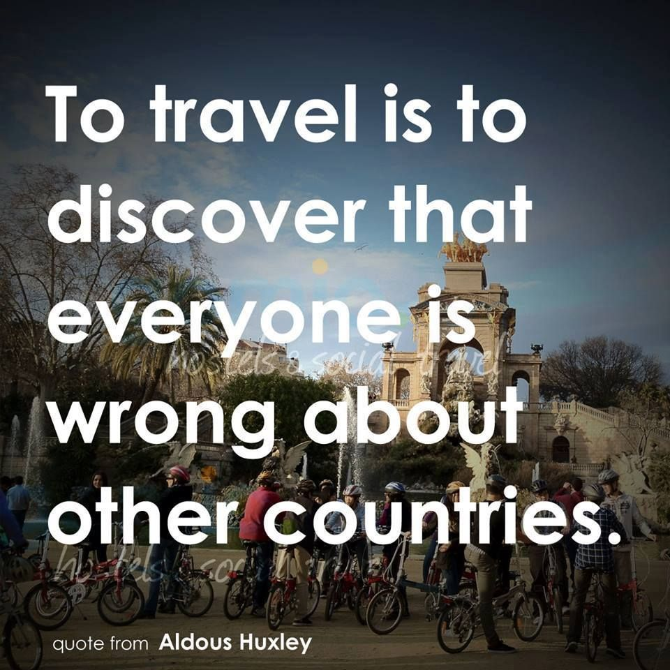 travel meaning