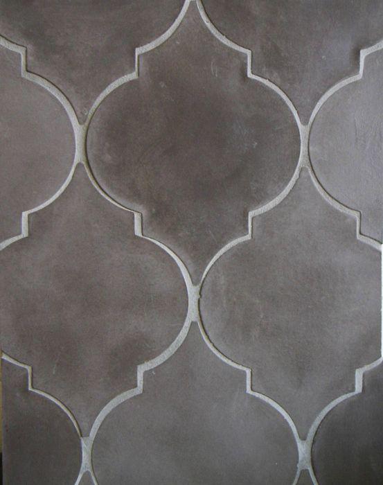 Artillo Arabesque Artobrick Brown Tile Bathroom Arabesque Tile Brown Bathroom