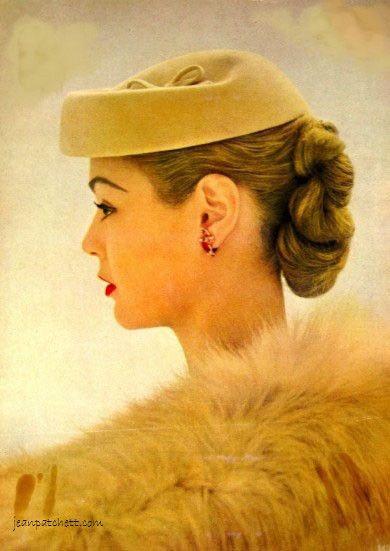 Jean Patchett 1950s Vintage Outfits Hats Vintage Vintage Glamour