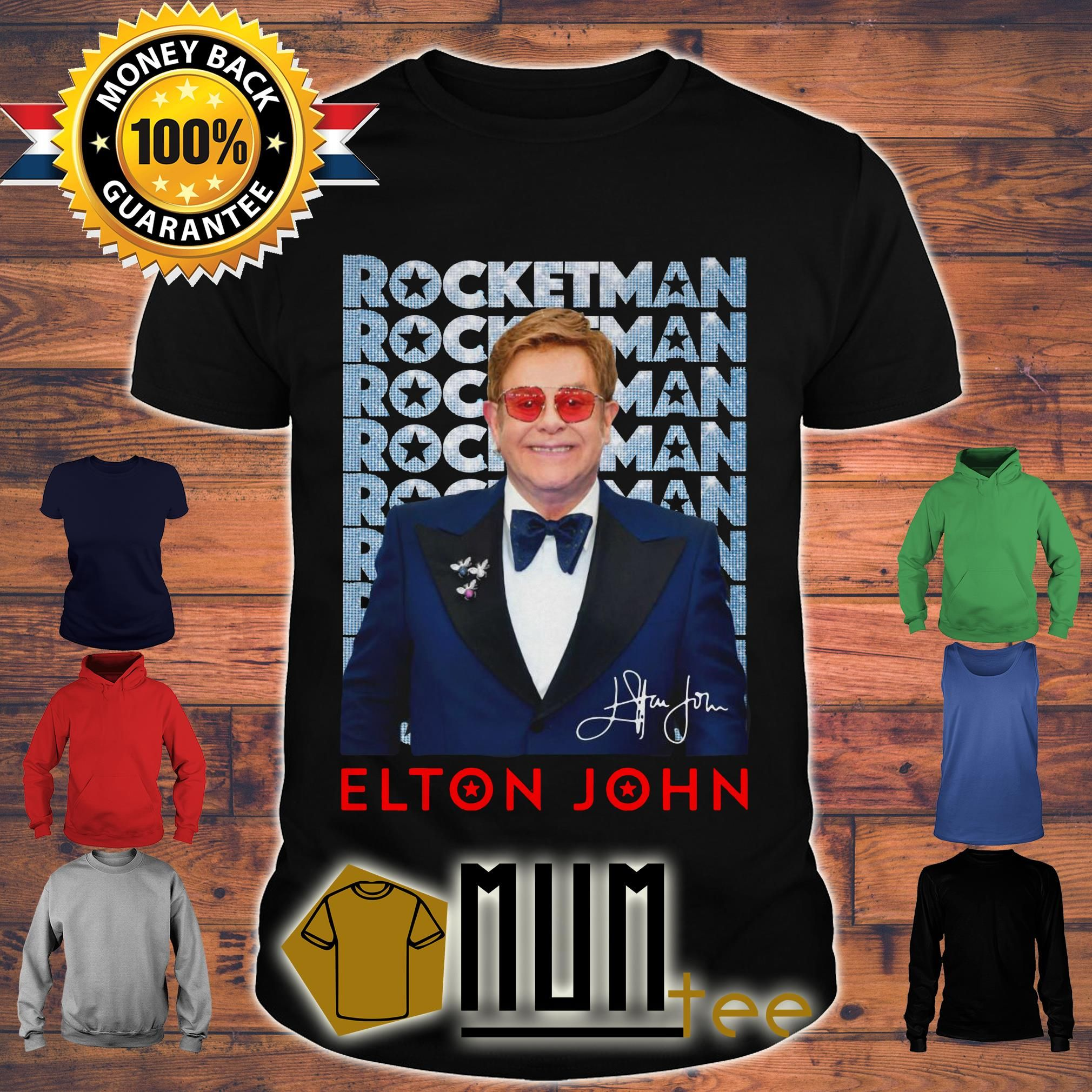 (Fast Shipping) Rocket Man Elton John shirt, tank top, v