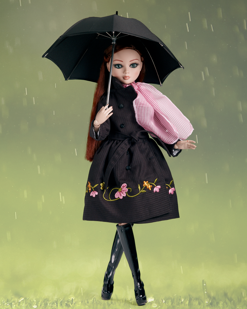 Drizzle Doldrums (Outfit Only) - Shipping Second Week in September