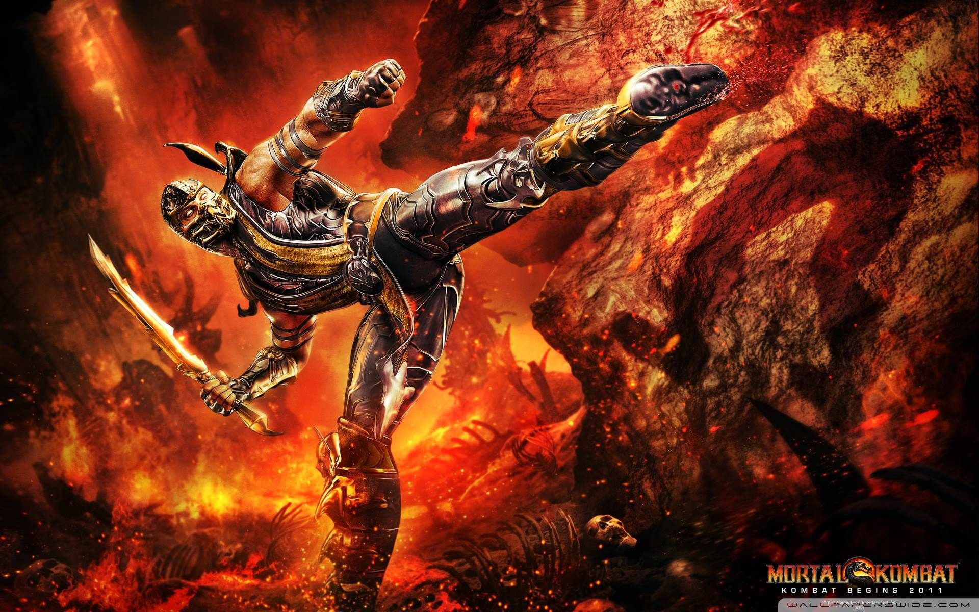 Mortal Kombat Wallpapers Collection  1920×1200 Imagenes De Mortal Kombat 9 | Adorable Wallpapers