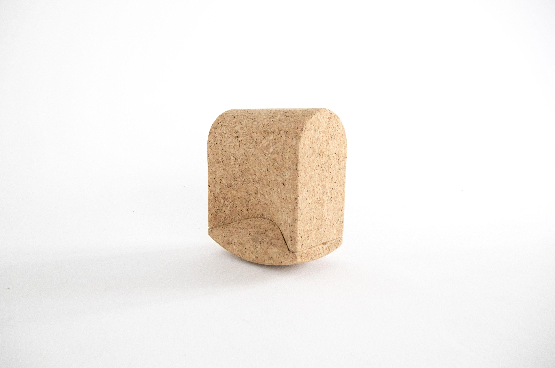 Potro Xs Rocking Cork Stool Gerard Bertomeu