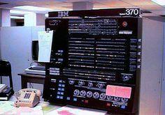 IBM System/370 main console
