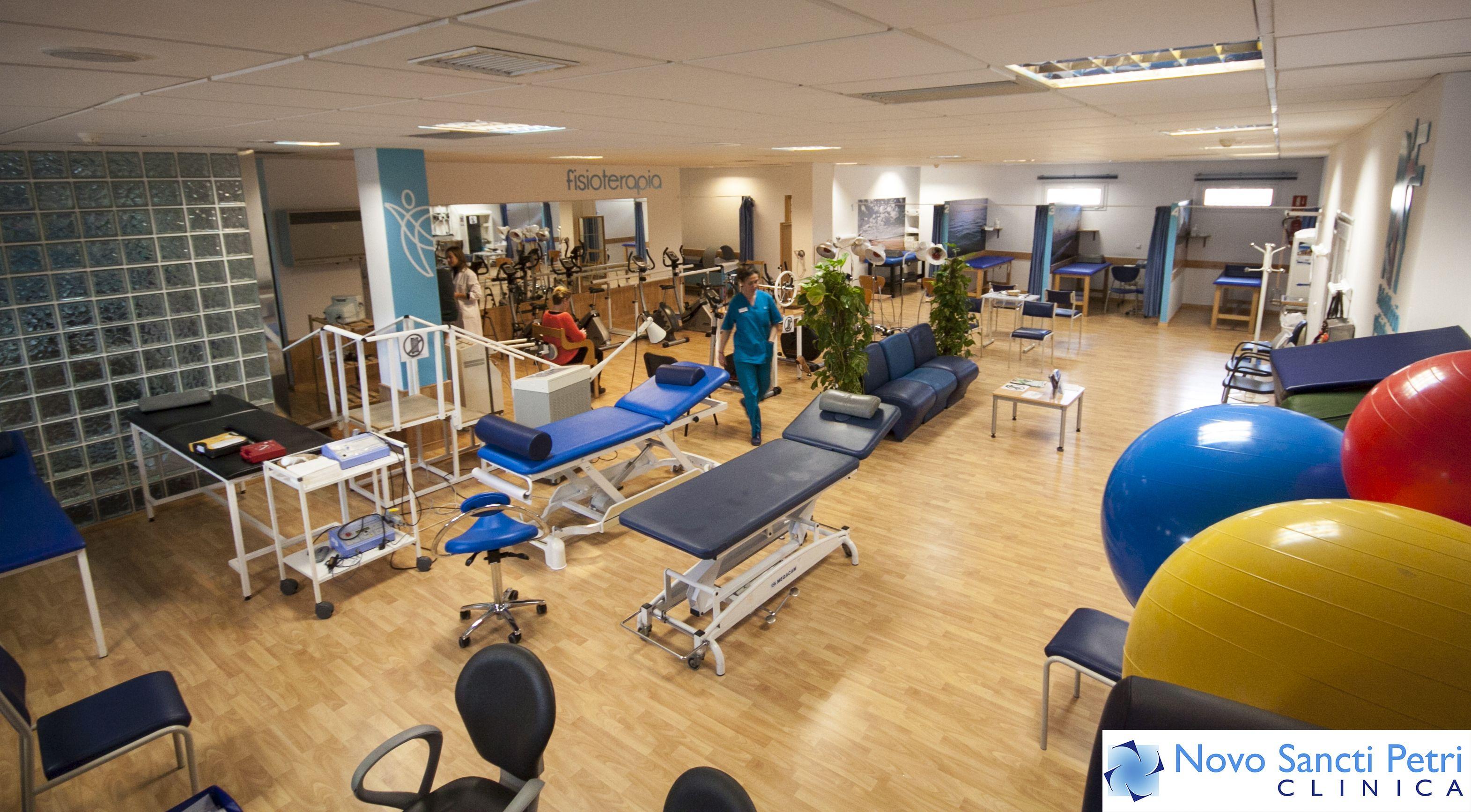 La mejor clinica de fisioterapia buscar con google for Gimnasio 60 entre 8 y 9