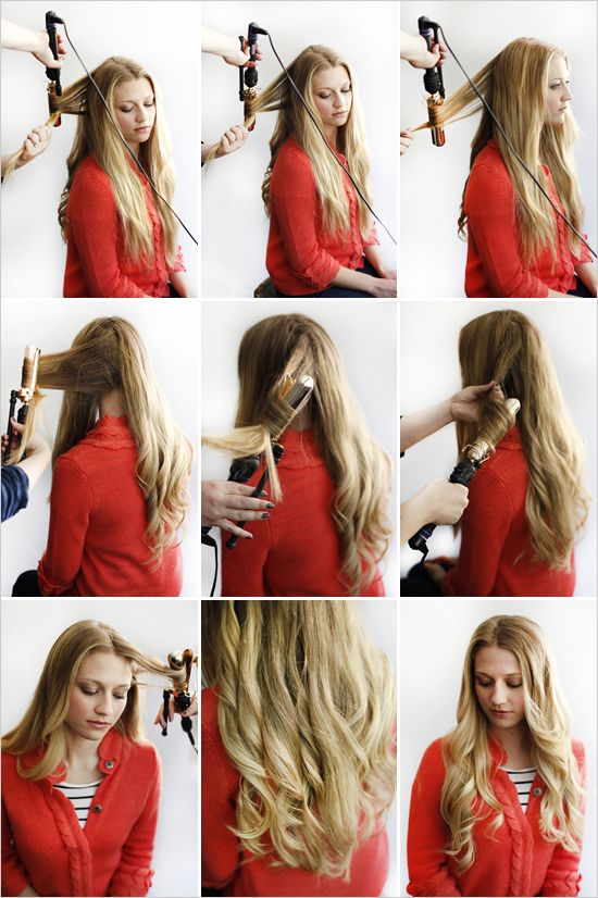 Hair Tutorial With Images Hair Styles Long Hair Styles Hair