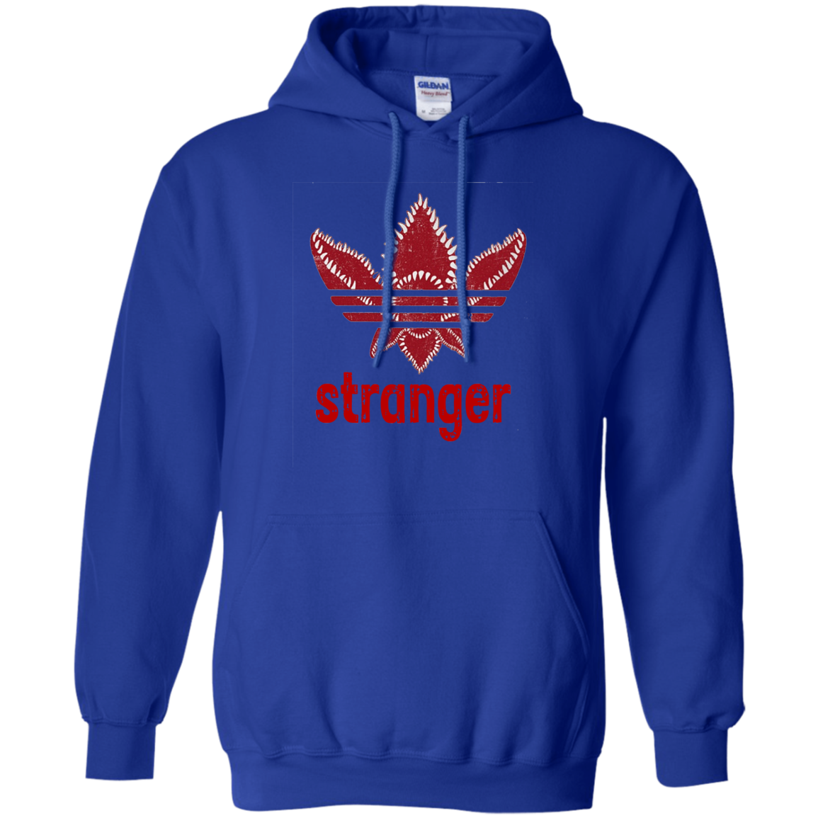 Stranger Things Stranger Demogorgon Adidas Shirt, Hoodie