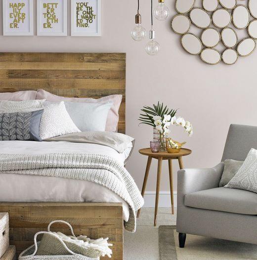 23 Charming Beige Living Room Design Ideas To Brighten Up: 10+ Mid Century Modern Bedroom: Let The Light Lighten Your