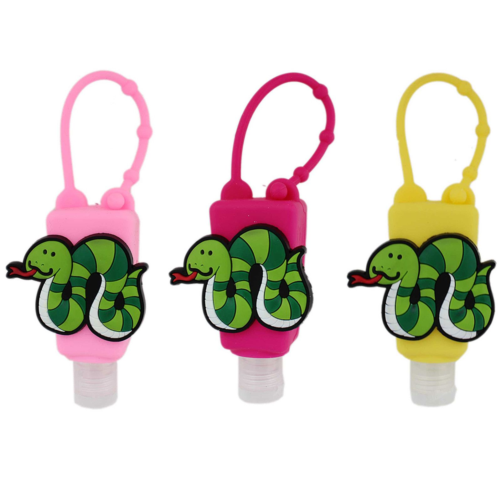 Hand Sanitizer For Kids Promotional With Silicone Holder Hand Gel