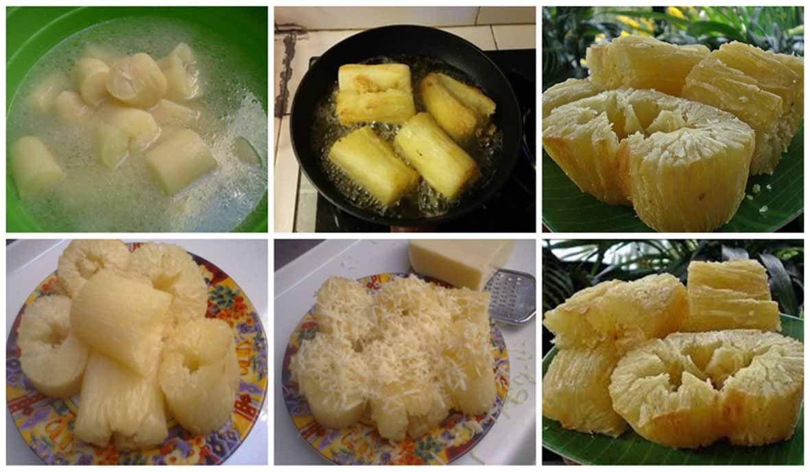 Resep Singkong Keju Goreng Crispy Di Luar Dan Empuk Dii Dalam Resep Resep Sederhana Resep Masakan Indonesia