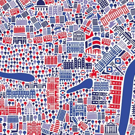 London Poster - 70x100 - alt_image_one
