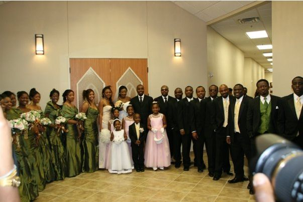 Ini Edo Wedding Slideshow Pictures Of