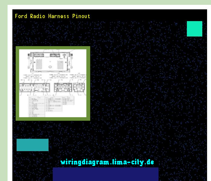 Ford Radio Harness Pinout Wiring Diagram 185813 Amazing Wiring Diagram Collection