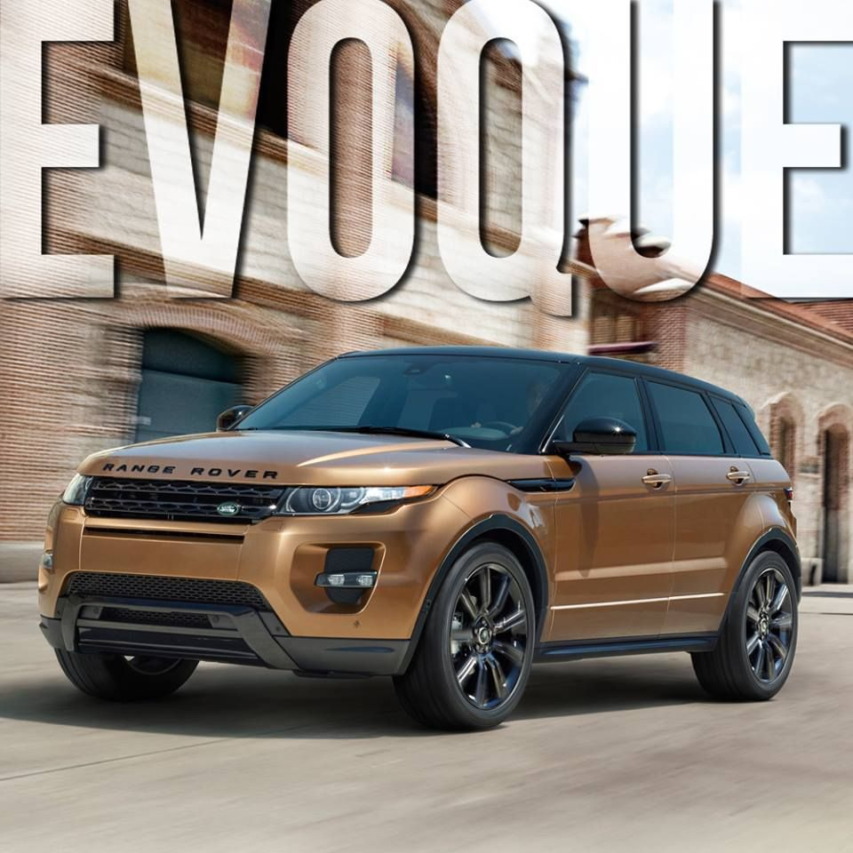 Range Rover Evoque, Range Rover