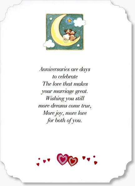 free christmas verses for cards to print - Google Search Card - print anniversary card