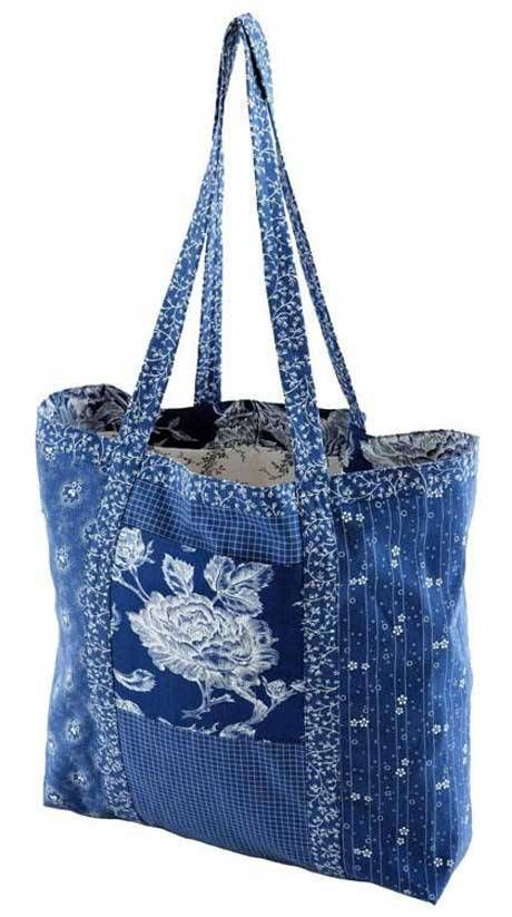 12 Free Market Bag Patterns Patchwork Bags Quilted Tote