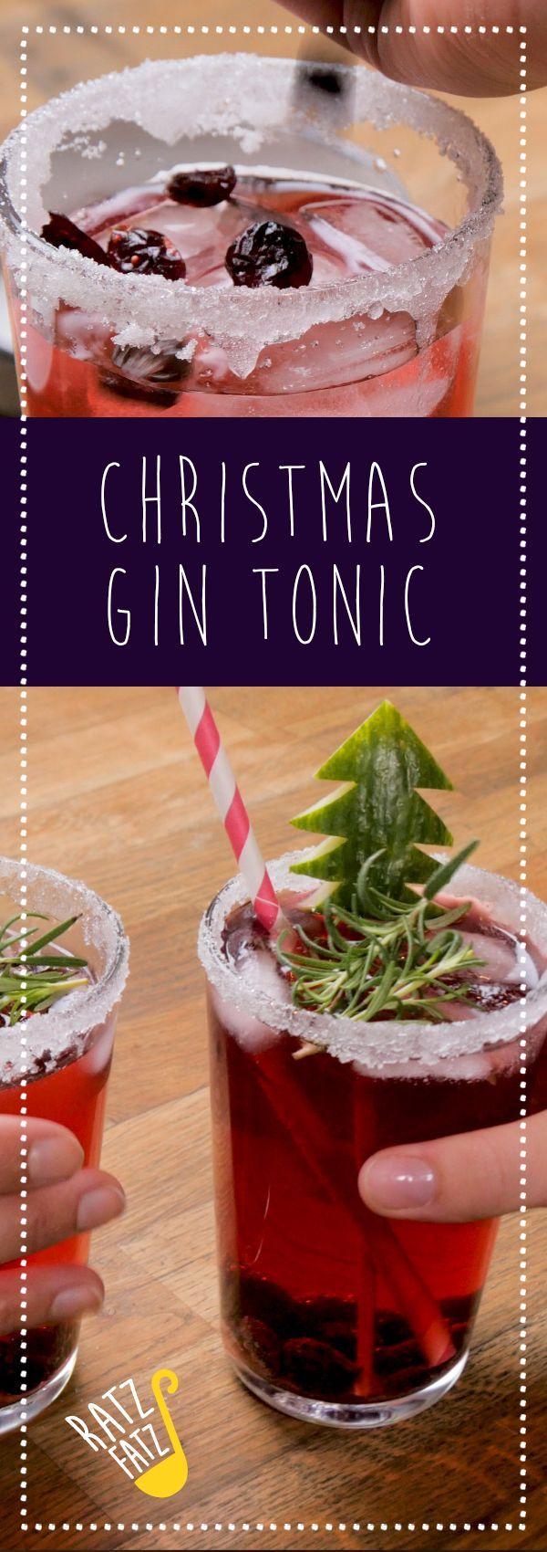 Ratz Fatz: Christmas Gin Tonic