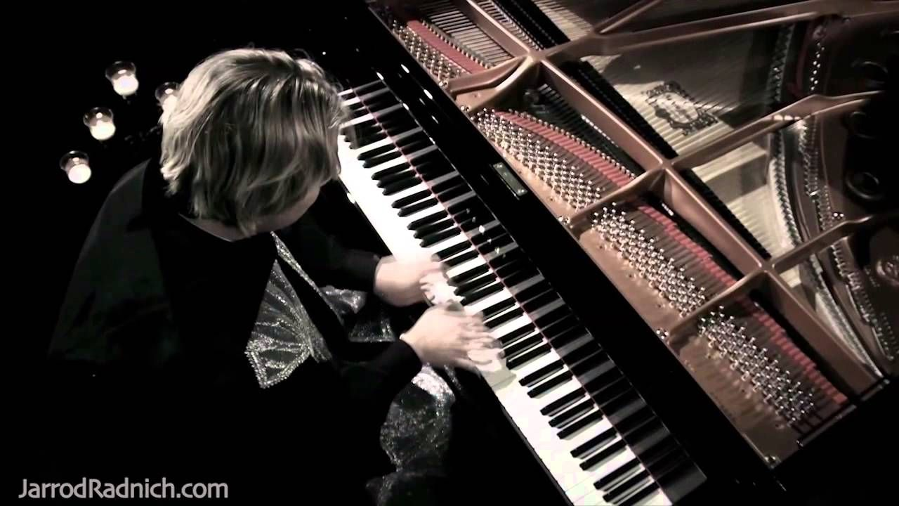 Jarrod Radnich Incredible Piano Solo Harry Potter I Ve