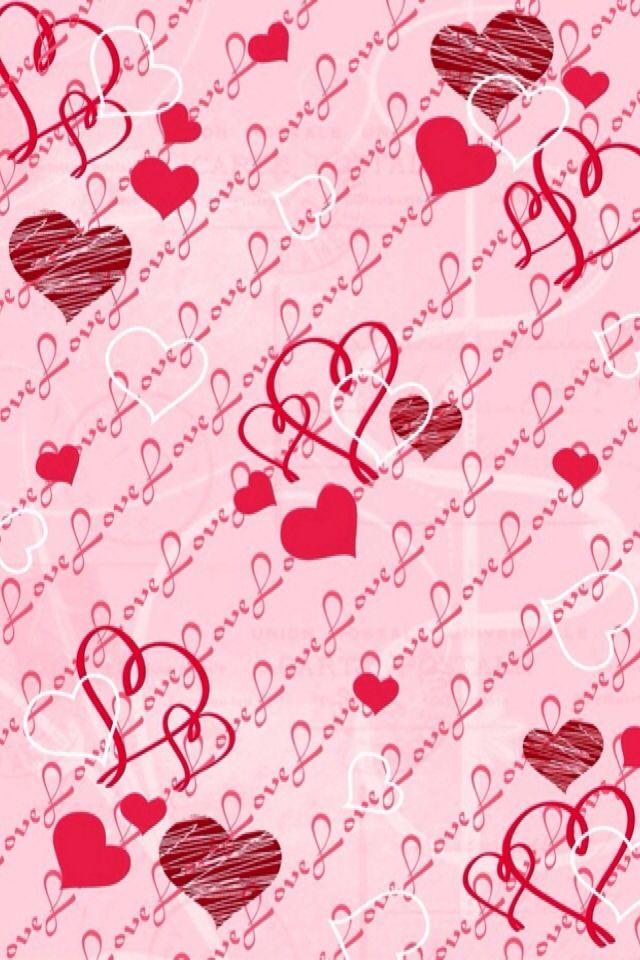 iPhone Wallpaper - Valentine\'s Day tjn | iPhone Walls: Valentine\'s ...